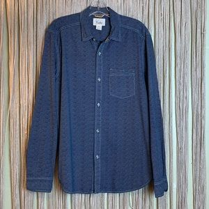 UO/Koto Long Sleeve Button Down Size M